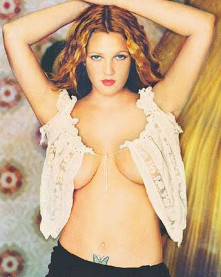drew barrymore playboy