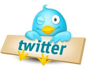 Twitter le petit poussin bleu