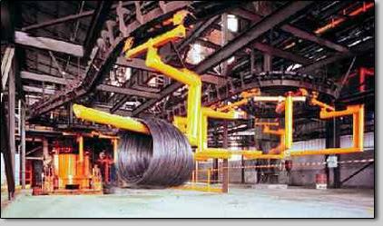 Material Handling Equipment Power And Free Conveyor