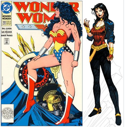 Image of Wonder Woman-1