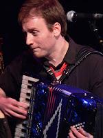 Hebridean Celtic Festival - John Sommerville, Box Club