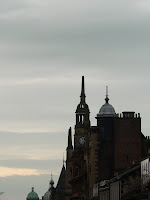glasgow spires copyright kerry dexter
