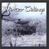 winter tidings album cover