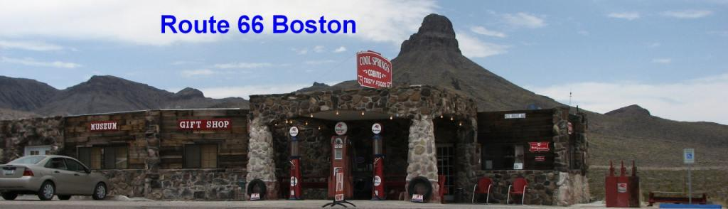 Route 66 Boston