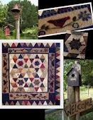 Mocking Bird quilt
