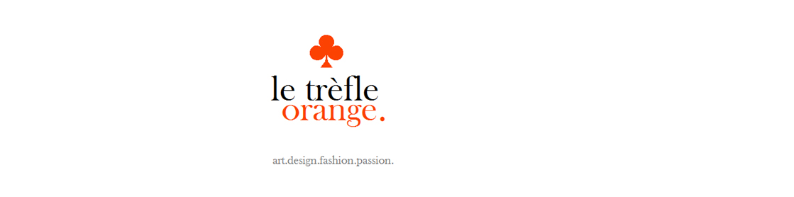 le trèfle orange.