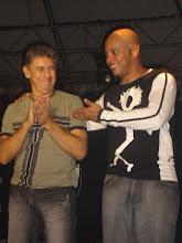 Vander Lee e Flavio Venturine