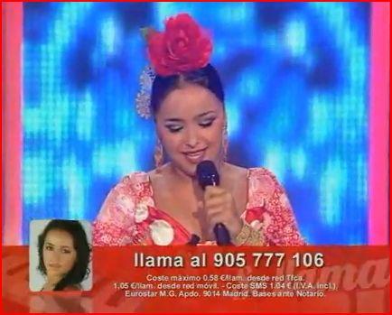 Selene cantando