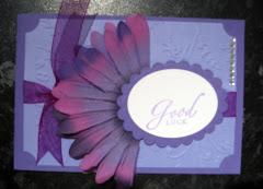 Dawn's Card