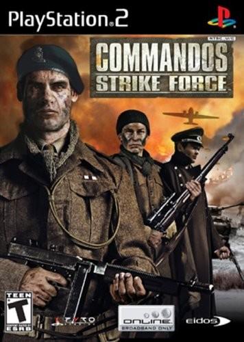 Dica - Ps2] Commandos: Strike Force