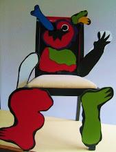 Cadeira José de Guimarães 2007