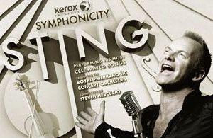 """STING """"Symphonicity Tour"""""""