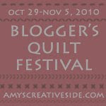 Blogger's Quilt Festival