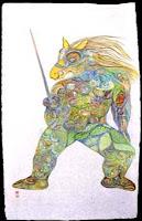 caballo zodiaco chino