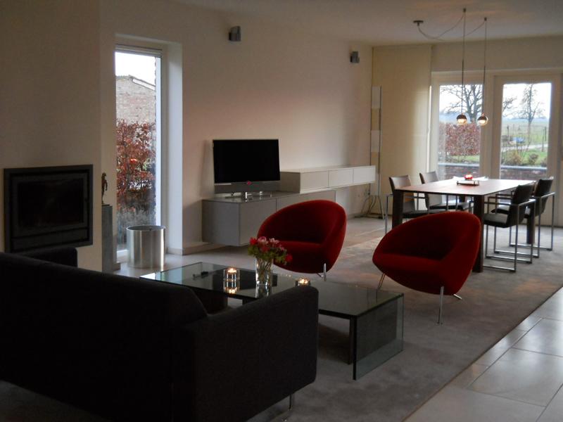 Volledige woonkamer ingericht door Ploemen Interieur - Ploemen Interieur