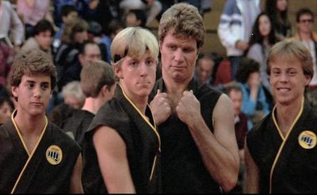 Website Officially Approved by the Cobra Kai Karate Dojo