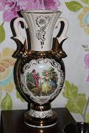 Vase fra Kråkerøy Keramikk