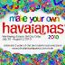 MYOH 2010: Make Your Own Havaianas!