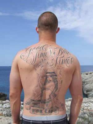 Tattoo Goople: GOOD TIMES, BAD TIMES