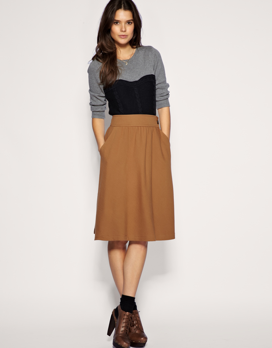 Hons and Rebels Work attire long skirts