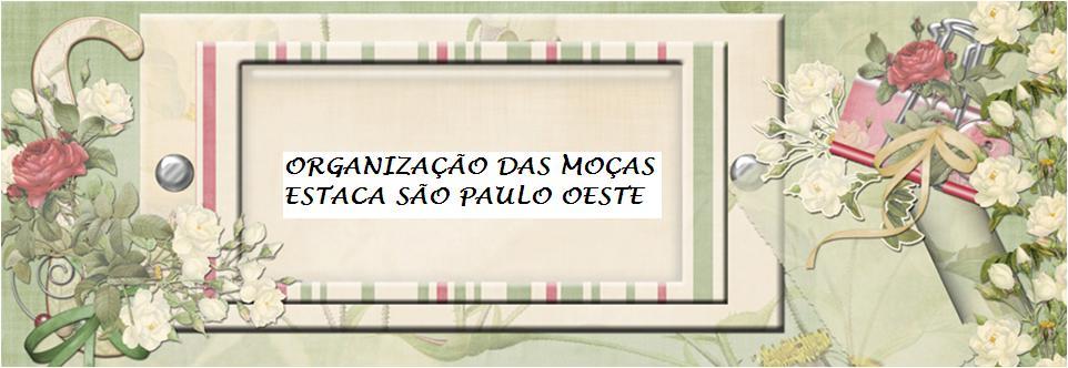 Organização da Moças Estaca São Paulo Oeste