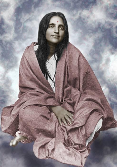 Shri Anandamayi Ma