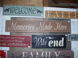Custom and Decorative Signs