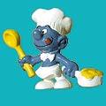 pitufo cocinero