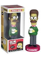 Flanders Funko los Simpsons juguete