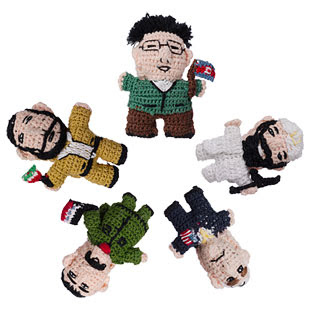 juguetes de terroristas