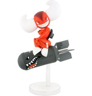 kidrobot juguete vinilo erotico