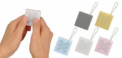 burbujitas de plástico electrónicas