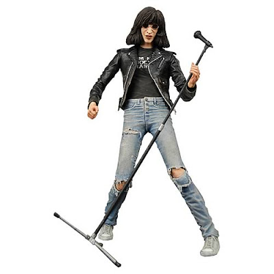estatua de joey ramone