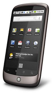 Google Nexus One Phone Blog