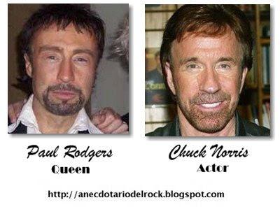 Queen : votre avis sur ce groupe culte Paul+rodgers+chuck+norris