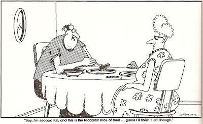 Far Side: So Full