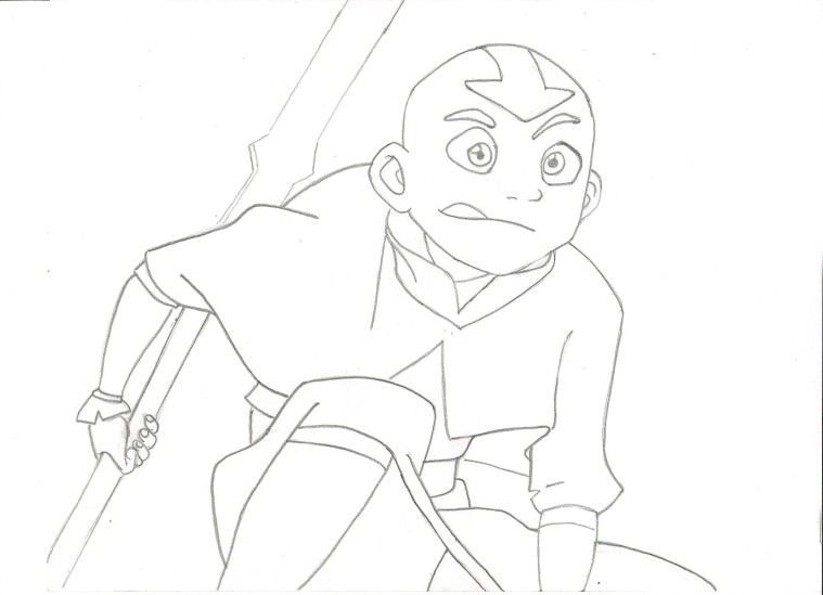 Avatar printable coloring pages for Avatar coloring pages