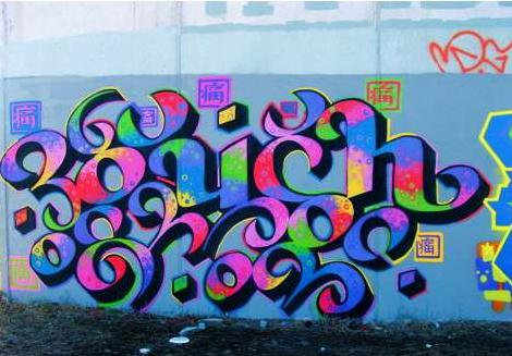 Please enjoy this cool graffiti ideas , this is one ideas for beginner.
