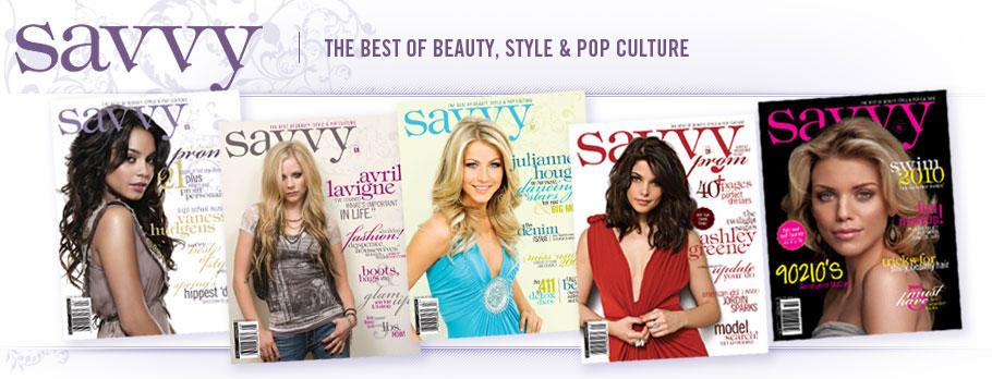 Savvy Magazine