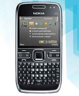 Nokia E72,pesaing blackberry