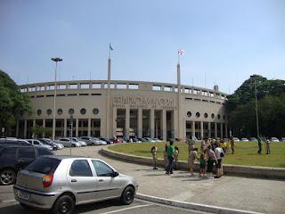 Estádio do Pacaembu e Museu do Futebol - São Paulo - SP
