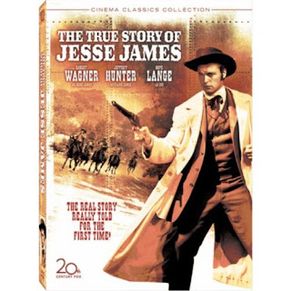 a history of jesse james and the depiction of him on film