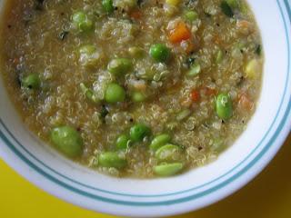 Masala Quinoa