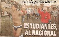 Estudiantes campeón 2000