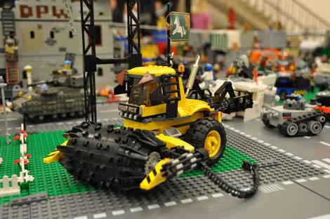Legnagyobb lego épület