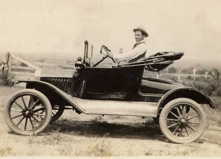 When Was The First Water Car Invented 12