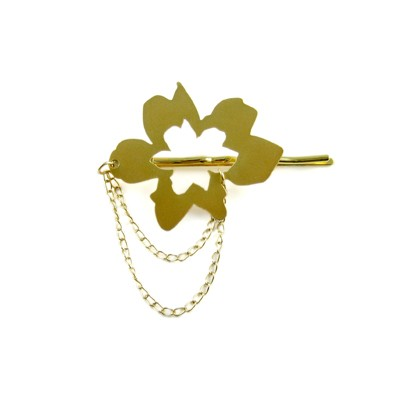 [Orchid+Bobby+Pin]