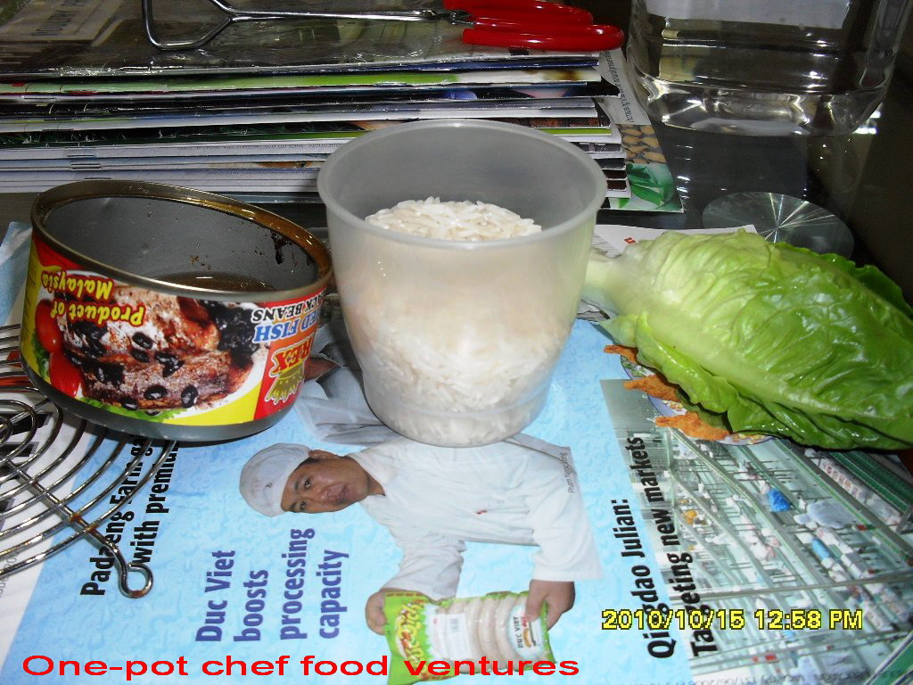 how to cook double boiled rice