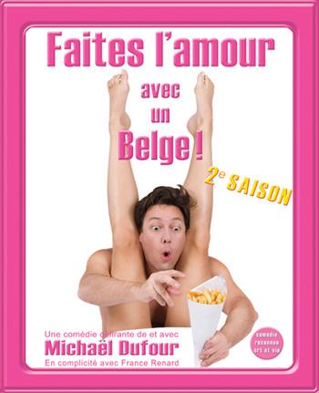 Faites l'amour à un Belge