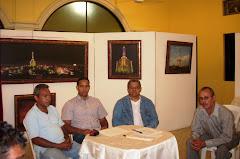 Encuentro de Talleres Literarios en el Centro Comunal de Tenares